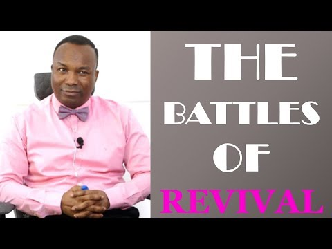 THE GENERATION OF TEMPLE CLEANSERS AND IDOLSMASHERS:: THE BATTLES OF REVIVAL
