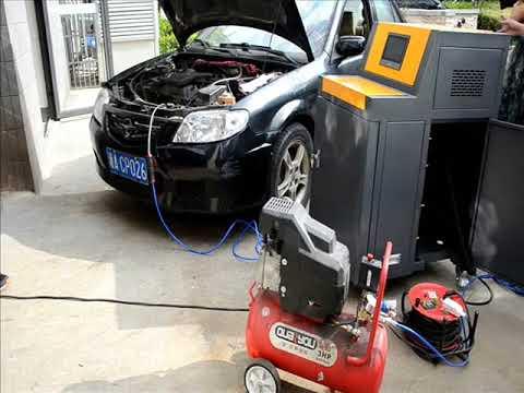 okayenergy 2017 VCS2000 catalytic converter carbon clean machine