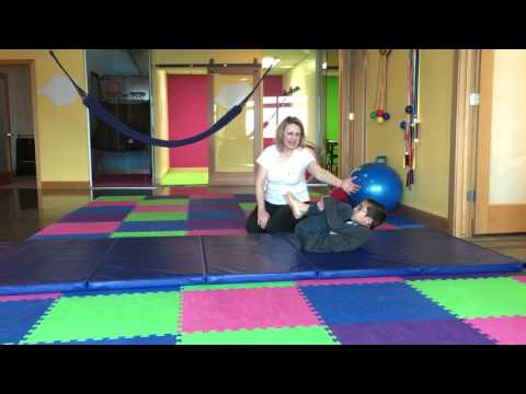 Brain-building Supine Flexion Exercise used for Attention and Focus