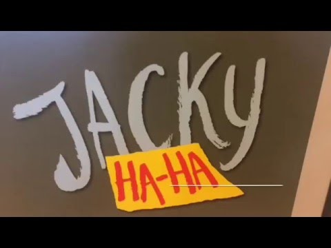 2 Minute Book Review: Jacky Ha-Ha by James Patterson