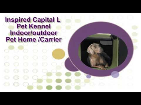 Inspired Capital L Pet Kennel Indoor/outdoor Pet Home /Carrier