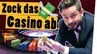 Challenge: Verdreifache deine Kohle im Casino II Das schaffst Du nie!