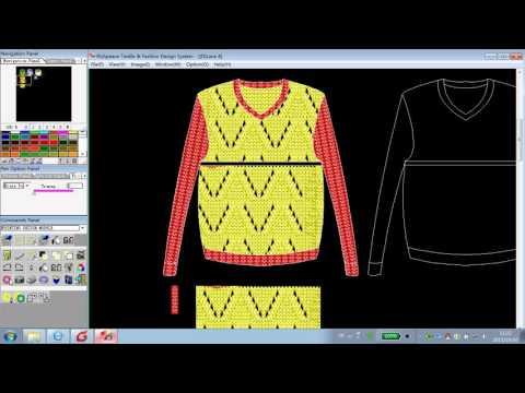 fashion design demo