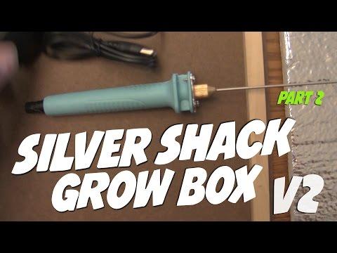 How to build Grow Box v2 - Part 2 - Cutting Foam (budsimple.com)