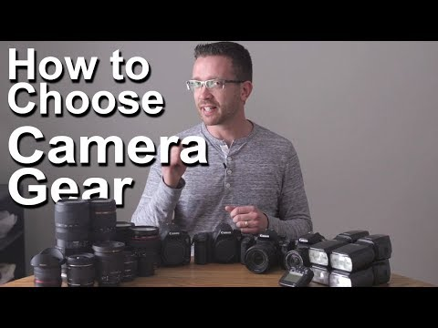 How to choose camera gear for wedding photography! When & what to upgrade!