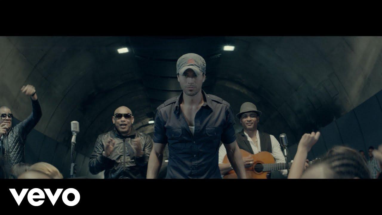 Enrique Igleias - Bailando (feat. Descemer Bueno & Gente de Zona)