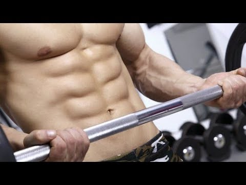 How To Straight-Bar Biceps Curl|Ummer Khan|