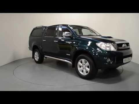 Used 2010 Toyota Hilux | Used Cars for Sale NI | Shelbourne Motors NI | AXZ1250