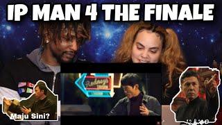IP MAN 4 : THE FINALE | BRUCE LEE FIGHT SCENE | REACTION