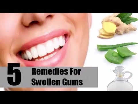 How To Reduce Gum Swelling Home Remedies