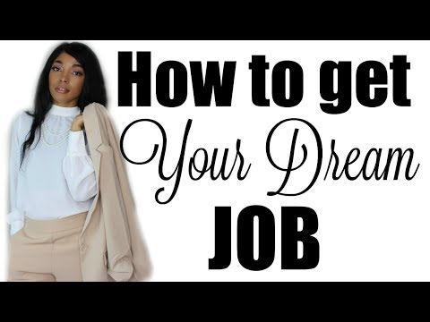 How to get your dream job +  Figure out what career to choose | Brittany Daniel