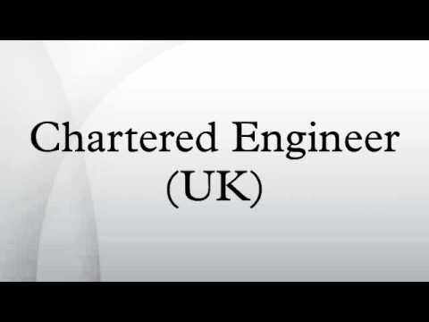 Chartered Engineer (UK)