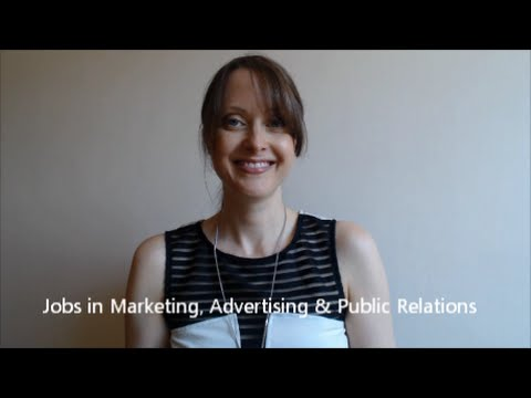 Jobs in Marketing Advertising & Public Relations Career Event NYC