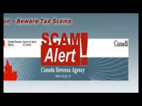1-855-471-6397 CRA Fake Call Fraud