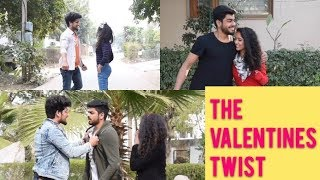 THE VALENTINES TWIST | Awanish Singh | Feat - Chinki Minki - Kapil Sharma