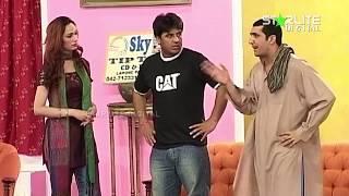 Best Of Nargis, Deedar and Zafri Khan New Pakistani Stage Drama Full Comedy Clip