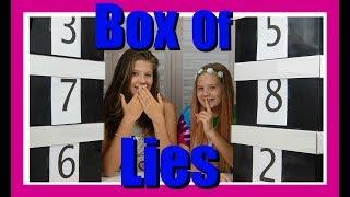 BOX OF LIES    Taylor and Vanessa