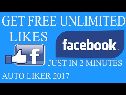 facebook auto liker 2017  100% working with proof english