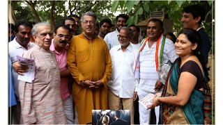 Girish Karnad and family photos with friends and relatives