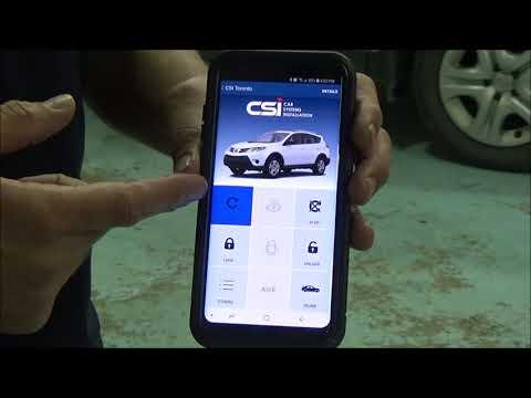 MyStart Smartphone App For Remote Starters