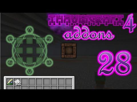 Minecraft - Thaumcraft 4 Addons #28 - Crafting Focus