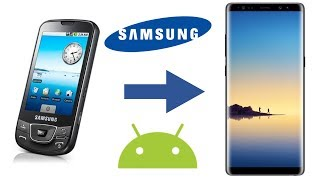 All Samsung Galaxy Smartphones in 5 Minutes