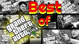 GTA V FUNNY MOMENTS! (Best of GTA V Funny Moments)