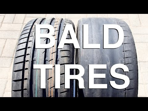 When do you NEED to Replace Your Tires?