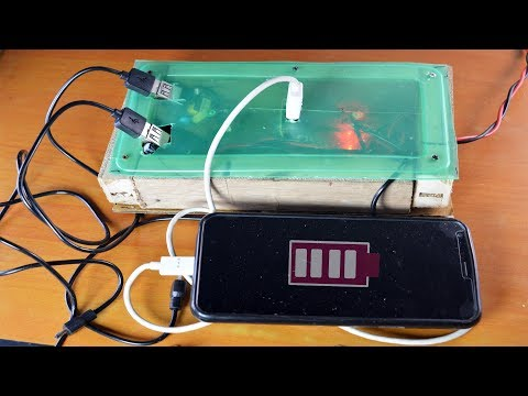 How to make USB Charging Board At Home | Using Old Charger
