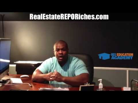 4 Things You Need to Know About Getting A Deal   HOUSE FLIPPING 101   Jamel Gibbs