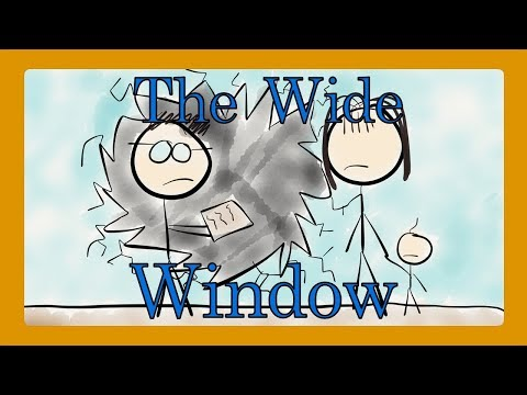 The Wide Window | A Series of Unfortunate Events Book 3 (Book Summary) - Minute Book Report