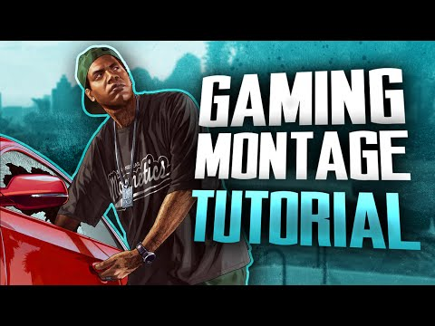 How To Make A Gaming Montage With Filmora