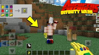 MINECRAFT INFINITY WAR AVENGERS MOD 1 7 10 Videos - 9videos tv