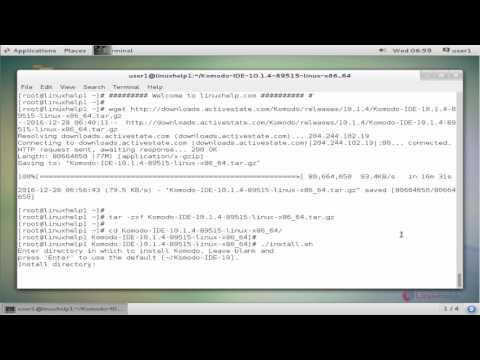 Installing Komodo For Mac