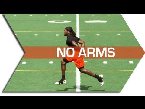 SPRINT FASTER - NO ARM DRILL