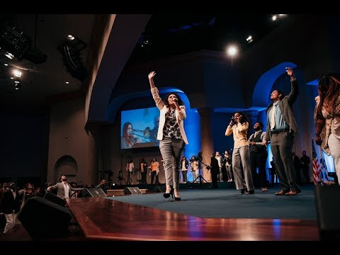 The Name of Jesus is Lifted High (live) - New Wine | King Jesus Ministry