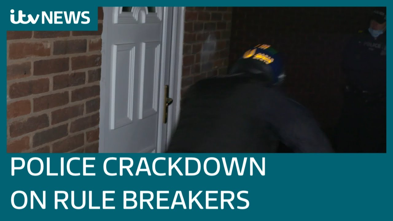 A house party and pub lock-in: ITV News cameras capture the Covid rule breakers | ITV News
