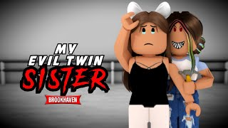 """MY EVIL TWIN SISTER"" - BROOKHAVEN MOVIE (RP)   SunsetSafari"