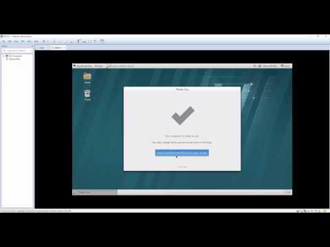 Linux - Install 'X Windows System' using YUM