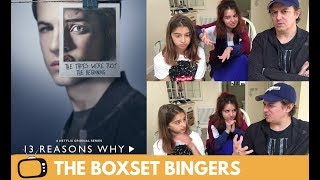 13 Reasons Why Season 2 Teaser Trailer Reaction | Family Review