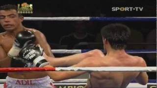 Nuno Neves Vs Adil Ali (highlights)