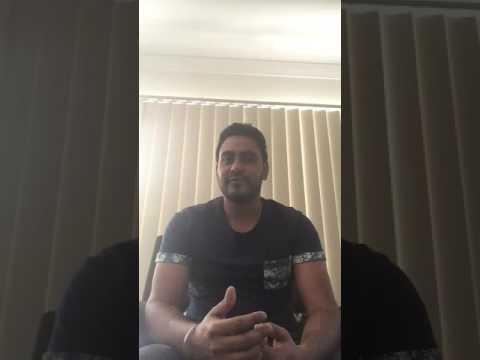 Video Testimonial - Amarjeet