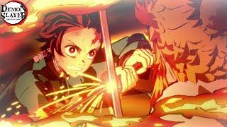 Demon Slayer The Hinokami Chronicles   Final Boss and Ending