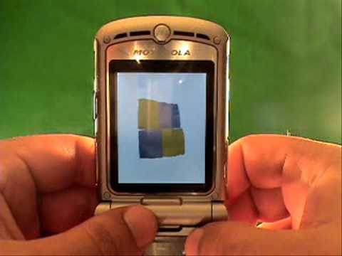 Easy Fido Motorola V235 Unlock Method