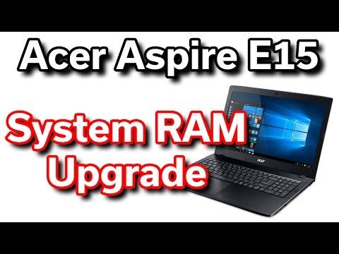 Best $350 Laptop - Acer Aspire E15 - RAM Upgrade