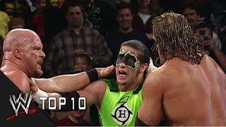 Royal Rumble Fails: WWE Top 10