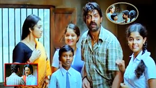 RajiniKanth, Nayanatara And Jagapathi Babu BlockBuster Superhit Movie Part -7 || Vendithera