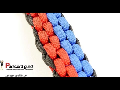 Double box knot (wide box knot)