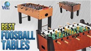 10 Best Foosball Tables 2018