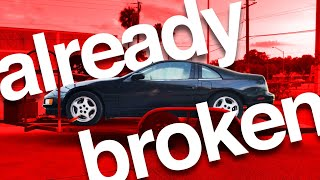 We Bought Another LEGENDARY Sports Car, And It's Already BROKEN (EARL LEEKER 2.0!)